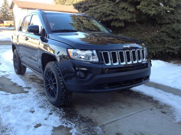 Mopar 75th Anniversary True North Compass Jeep Compass