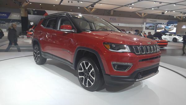 forum auto jeep compass